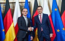 Szef MSZ Niemiec spotkał się z Czaputowiczem.