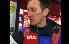 Denis Urubko wrócił do Polski. Zapowiada zbiórkę funduszy na kolejną próbę zdobycia K2 zimą
