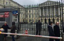 Warszawa: Ewakuowano setki osób! Była wiadomość o bombie w urzędzie