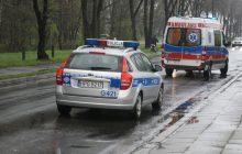 Tragedia na Podkarpaciu: Bus zderzył się z ciężarówką. Nie żyją dwie osoby