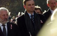 Andrzej Duda wspomina ostatni telefon do Lecha Kaczyńskiego. O czym rozmawiali dzień przed katastrofą?