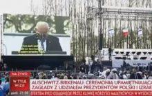 Prezydenci Polski i Izraela wspólnie na Marszu Żywych. Słowa tego drugiego wywołały w naszym kraju oburzenie [WIDEO]