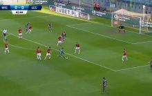 Co to był za gol! Legia pokonuję Wisłę Kraków po kapitalnej bramce byłego gracza Juventusu [WIDEO]