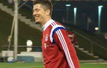 Robert Lewandowski sponiewierany w meczu Ligi Mistrzów! Tak wyglądała jego twarz [FOTO]