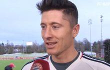 Robert Lewandowski nie wystąpił w ostatnim meczu Bayernu. Jego wypowiedź ucieszy polskich kibiców
