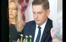Krystyna Pawłowicz mówi do posłanki Nowoczesnej o otwieraniu jej