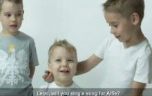 Dzieci z Polski wspierają Alfiego Evansa! Kapitalny spot od Respect US.