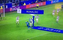 Tak Zinedine Zidane zareagował na gola Cristiano Ronaldo. Trener Realu wykonał zabawny gest [FOTO]