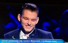 Milionerzy: Pytanie o piosenkę Sławomira warte... 20 tysięcy złotych