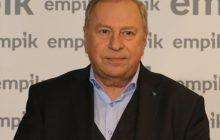 Jerzy Stuhr w TVN24: Całe życie chciałem być Europejczykiem. Ostatnie czasy zniszczyły dążenie mojego życia