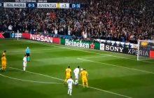 Tego Wojciech Szczęsny się nie spodziewał. W ostatniej minucie musiał wejść na boisko i bronić karnego Ronaldo! [WIDEO]