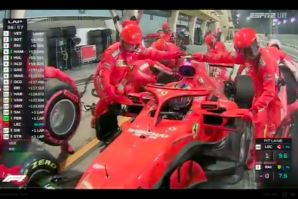 Mechanik Ferrari już po operacji. Kimi Raikkonen zabrał głos w sprawie wypadku [WIDEO]