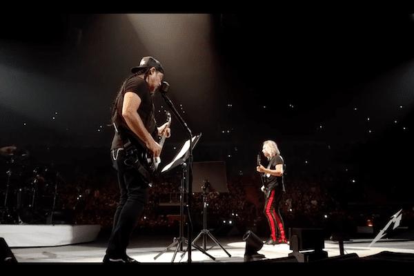 Metallica wykonała w Krakowie