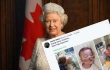 Brytyjska królowa uratuje 2-letniego Alfiego? Ludzie z całego świata masowo podpisują petycję!