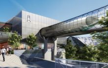 Hyperloop powstanie zamiast kolei dużych prędkości? Jest projekt trasy