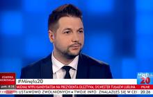 Skandaliczny mem na profilu Patryka Jakiego. Zdjęcie z pogrzebu polityka PO, który zginął w Smoleńsku, wykorzystano do drwin