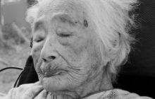 Zmarła Nabi Tajima, uważana za najstarszą osobę na świecie