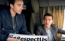Zrobili spot, który może podbić świat. Teraz twórcy Respect Us opowiadają o swojej akcji [WIDEO]