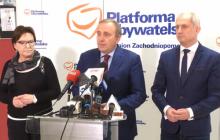 Schetyna broni Gawłowskiego: