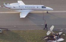 USA: Dwa samoloty zderzyły się na pasie startowym. Zginęły dwie osoby