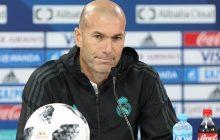 Zinedine Zidane zapowiada walkę w meczu z Bayernem Monachium.