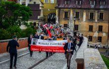 Ulicami Lublina przeszedł marsz pamięci Rotmistrza Witolda Pileckiego [FOTO]