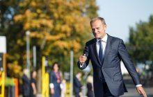 SE: Donald Tusk chce zostać europosłem