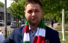 Polonia Warszawa atakuje Patryka Jakiego. Opublikowali spot i... go usunęli [WIDEO]