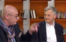 Michał Kamiński: zostałem wyrzucony z PO przez Schetynę, a mimo to głosowałem za jego kandydaturą na premiera. Zybertowicz: syndrom sztokholmski [WIDEO]