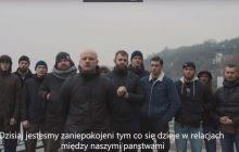 Nietypowa odezwa kibiców Dynama Kijów do Polaków.