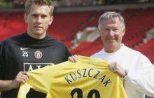 Ferguson nie dał mu prawdziwej szansy, ale Tomasz Kuszczak o nim pamięta. Były bramkarz Manchesteru wsparł ciężko chorego szkoleniowca!