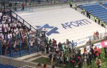 Piłkarze Legii jednak świętowali wraz z kibicami na stadionie w Poznaniu! Jest nagranie [WIDEO]