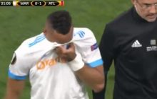 Finał Ligi Europy: Dramat Payeta. Piłkarz schodził z boiska ze łzami w oczach [WIDEO]
