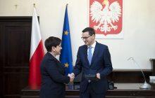 Beata Szydło będzie kandydatką PiS w wyborach do Parlamentu Europejskiego