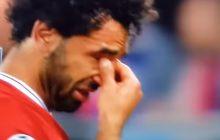 Sergio Ramos wysłał wiadomość do Mohameda Salaha.
