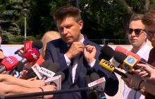 Ryszard Petru opuszcza Nowoczesną. Symboliczny gest polityka