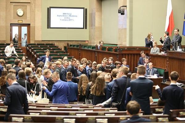 Nie będzie posiedzenia Sejmu Dzieci i Młodzieży