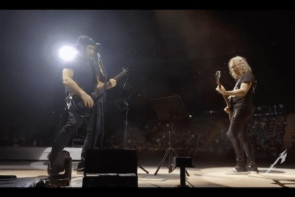 Tym razem Metallica nie udźwignęła piosenki? Na publiczności słychać było nawet gwizdy! [WIDEO]