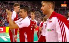 Polscy siatkarze gromią Rosjan. Fantastyczna wygrana w Krakowie!