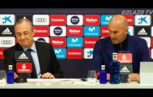Tak prezes Realu zareagował na decyzję Zidane'a. Nie każdy trener może liczyć na taką deklarację!