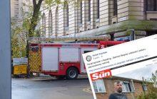 Polak bohaterem w Wielkiej Brytanii. Uratował z pożaru pięcioosobową rodzinę!