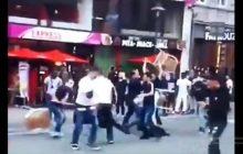 Belgia: Muzułmanie skatowali dwóch mężczyzn, bo... pili piwo w barze. Szokujące nagranie [WIDEO]