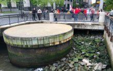 Pomnik katyński Jersey City stanie przy kanale ze ściekami? W sieci zawrzało