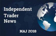 Najważniejsze wydarzenia minionych tygodni - Maj 2018