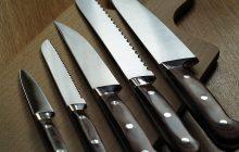 Wzrost przestępstw z użyciem noża w Wielkiej Brytanii. Sędzia: wycofajmy z obrotu zbyt ostre narzędzia!
