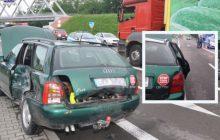Pijany kierowca spowodował śmiertelny wypadek. Jedna osoba nie żyje, dwie ranne