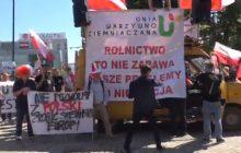 Protest rolników w Warszawie. Długa lista postulatów