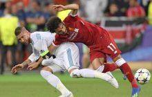 Mohamed Salah odpowiada Sergio Ramosowi! Chodzi o finał Ligi Mistrzów i kontrowersyjną sytuację