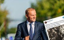 Donald Tusk pokazał zdjęcie sprzed ponad 30 lat.