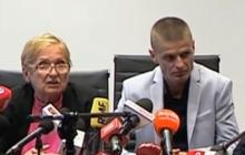 Matka Tomasza Komendy o obrońcy z urzędu: Na wyroku go nie było, bo nie miał czasu [WIDEO]